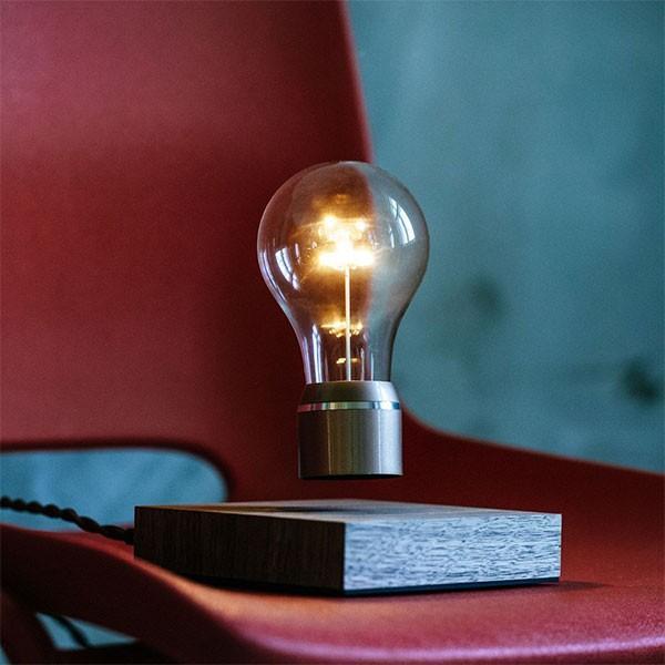FLYTE Buckminster フライト バックミンスター FLYTE-BM LEDライト スタンド 照明 インテリア ライト テーブル ランプ 卓上 電球 空中浮遊 回転|thewatchshopwebstore|09