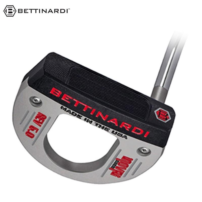 日本正規品 ベティナルディ 2019 パター INOVAI 5.0 イノベイ BETTINARDI ゴルフクラブ PUTTER マレット マレットタイプ マレット型
