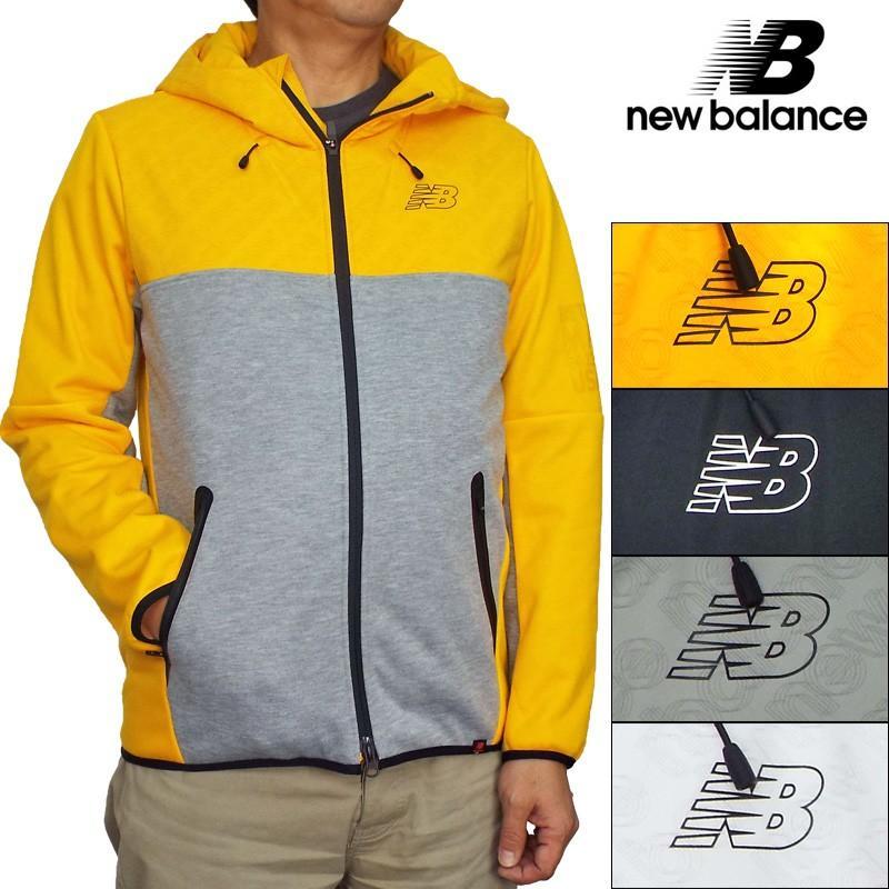 ニューバランス メンズ ボンディング ジャケット 012-8220004 日本正規品 18FW New Balance ゴルフ メンズウエア アウター