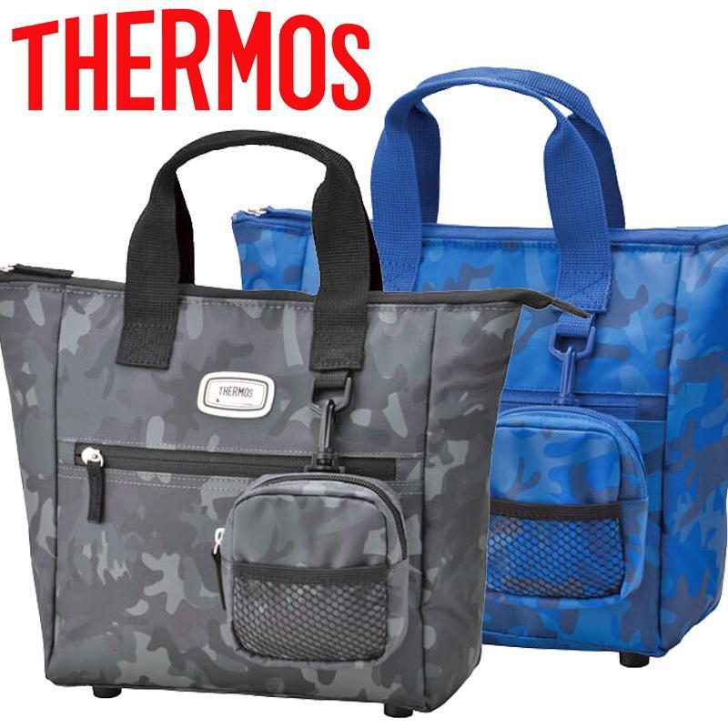Thermos サーモス ミニトートバッグ 保冷 約4.8L REN-001 18SS 保冷 ソフトクーラーバッグ ラウンドバッグ カートバッグ ゴルフ用品 アウトドア用品|thirdwave-365sports