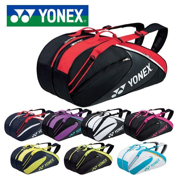 ヨネックス ラケットバッグ6 リュック付 テニスラケット 6本用 BAG1732R YONEX