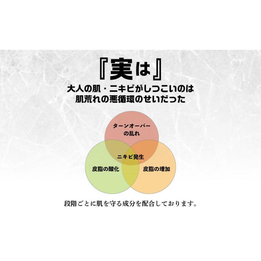 【 ANGLLE 正規代理店 】ante care 薬用 クレンジングバーム 85g アンテ ケア 医薬部外品 ニキビ ケア|three-piece|03