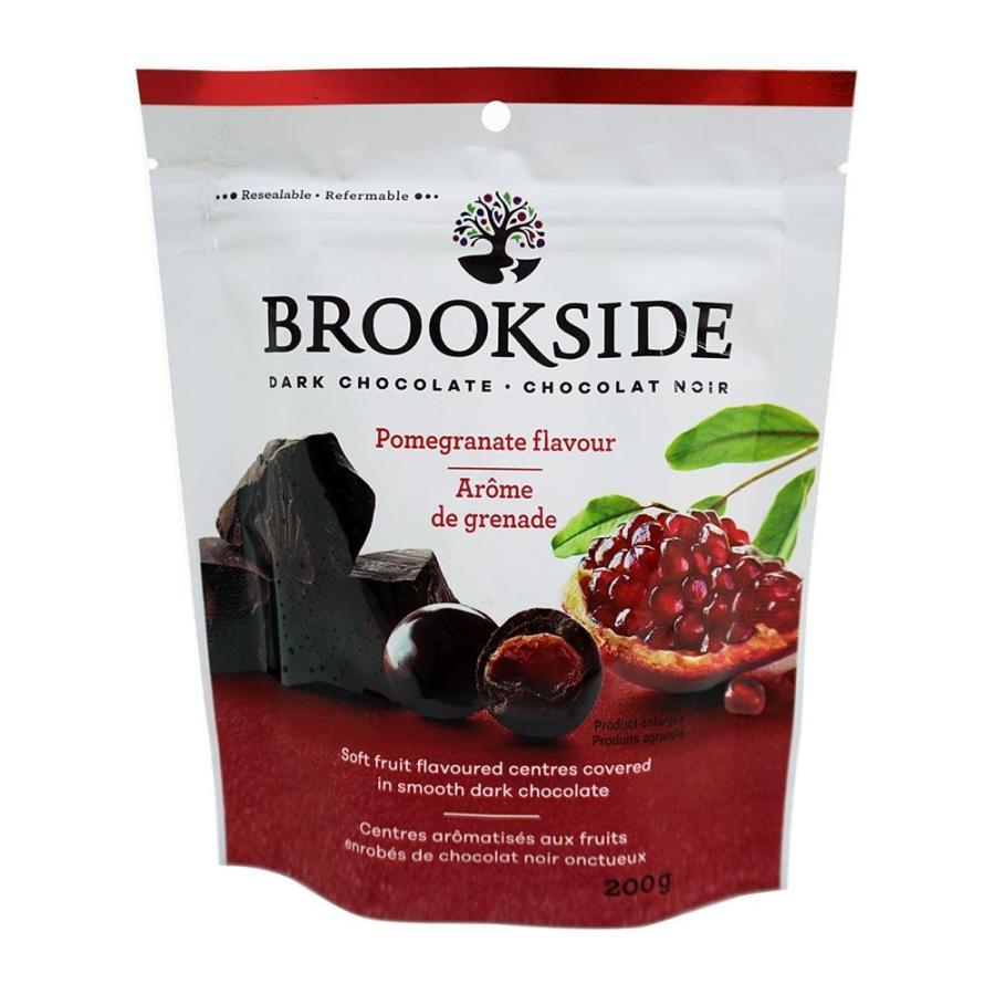 ブルックサイド ダークチョコレート ポメグラネイト(ザクロ) 235g×12袋同梱・