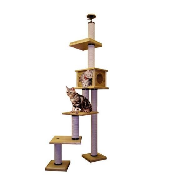 階段キティLA2段·DX 天井高2m25cm·2m45cmまで対応 代引き不可商品