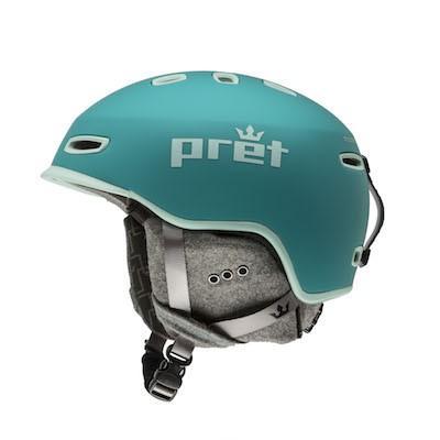 Womens Licorice Pret Helmets Lyric X Helmet S