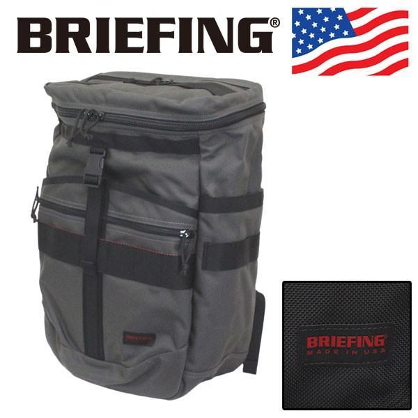 BRIEFING (ブリーフィング) BRA193P05 CLOUD MONOLITH PACK クラウド モノリス バックパック 全2色 アメリカ製 BR481