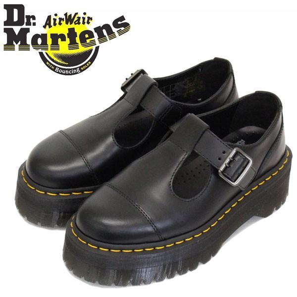 日本未入荷 Dr.Martens (ドクターマーチン) 15727001 WMS BETHAN ベッサン レディース シューズ BLACK, 大鹿村 28e703ac