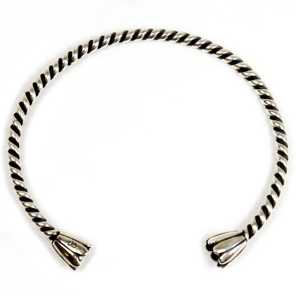 世界の VASSER(バッサー)Silver Tassel Bangle(シルバータッセルバングル), ミナミアイヅグン 0c58459b