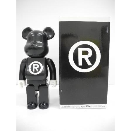 《フィギュア》BE@RBRICK ベアブリック 400% RESONATEGOODENOUGH 店舗限定商品 中古