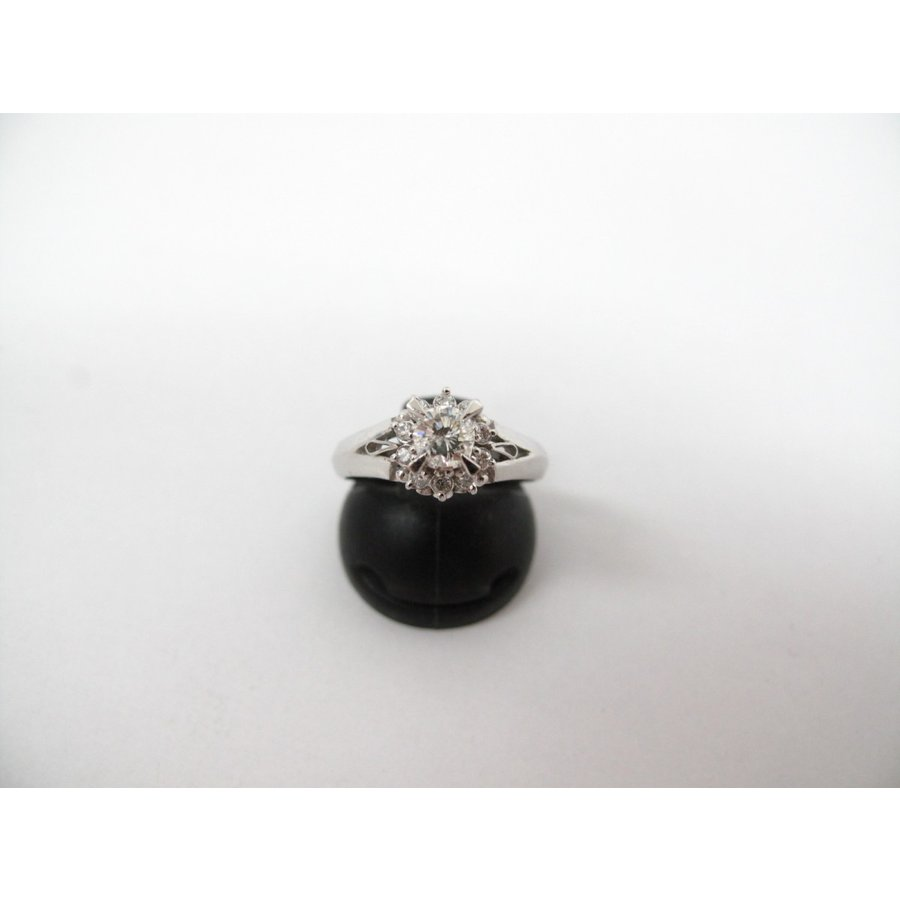 割引 Pt900 プラチナ 0.31ct 0.15ct ダイヤモンド リング 指輪 SIZE:13号, コスメティックリリー ecc904be