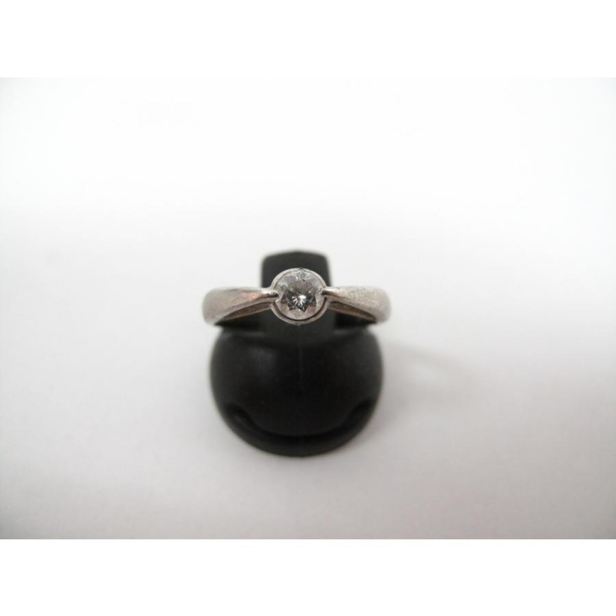 【正規品質保証】 Pt900 プラチナ 0.225ct ダイヤモンド リング 指輪 SIZE:8号, イースペックス 93180811