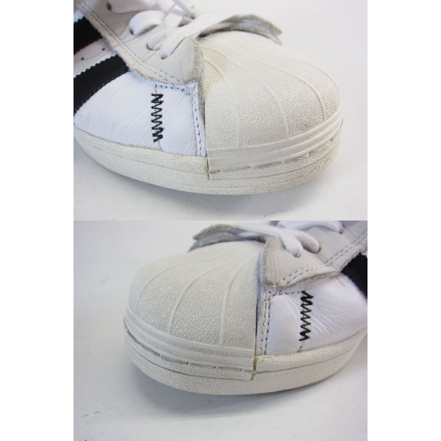 adidas アディダス SUPER STAR スーパースター FV 3024 スニーカー SIZE: 25.5cm メンズ スニーカー 靴 ▲UT6985 thrift-webshop 07