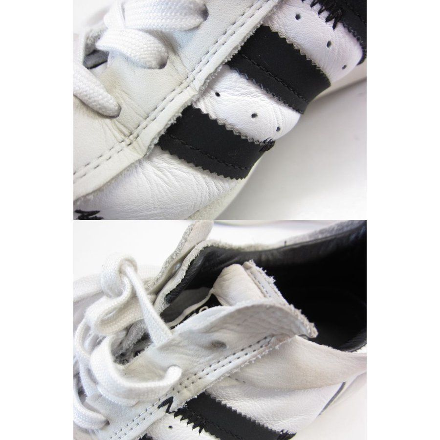 adidas アディダス SUPER STAR スーパースター FV 3024 スニーカー SIZE: 25.5cm メンズ スニーカー 靴 ▲UT6985 thrift-webshop 09