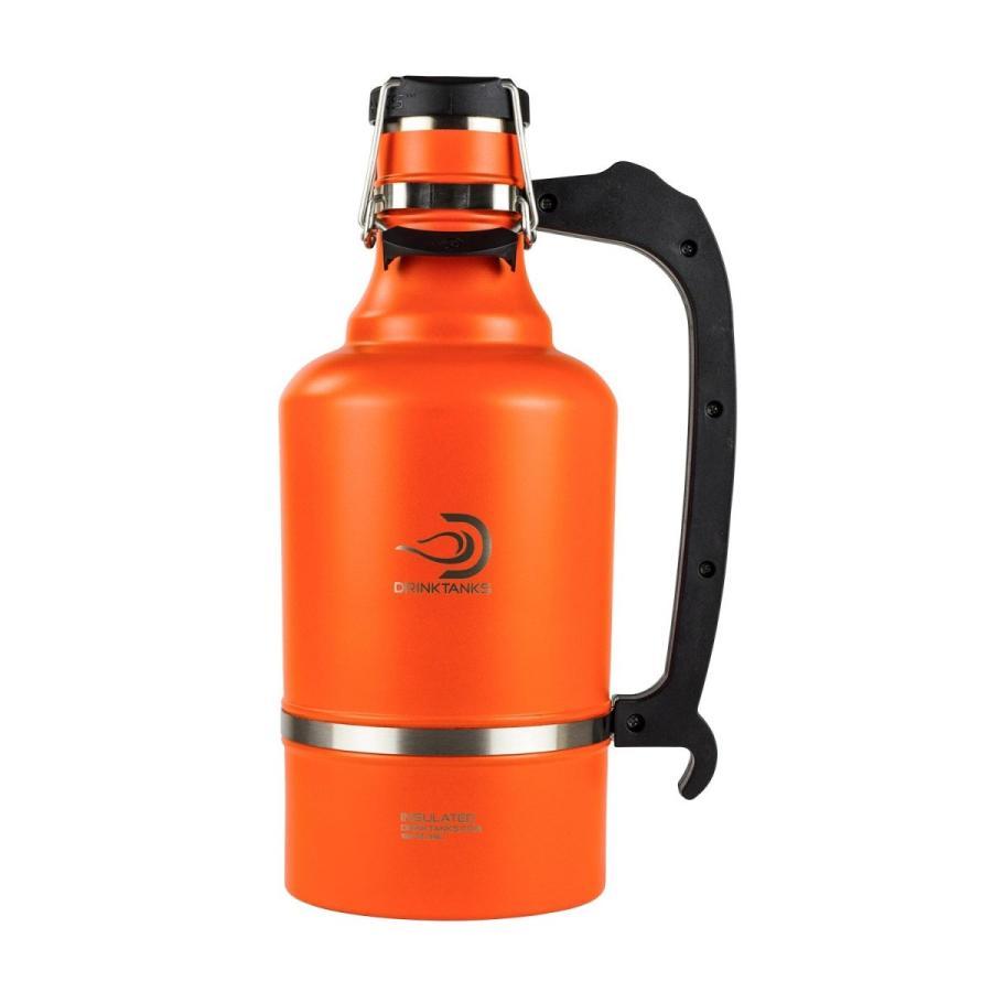 DRINKTANKS ドリンクタンクス 128oz GROWLER 3.8L グラウラー tangerine タンジェリン