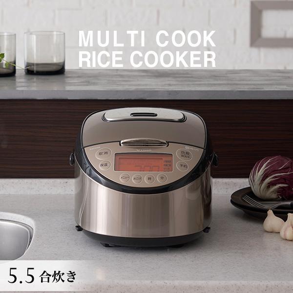 炊飯器 5.5合 タイガー 直送商品 IH炊飯器 JKT-L100TP ☆最安値に挑戦 tacook 同時調理 タイガー魔法瓶 パールブラウン タクック