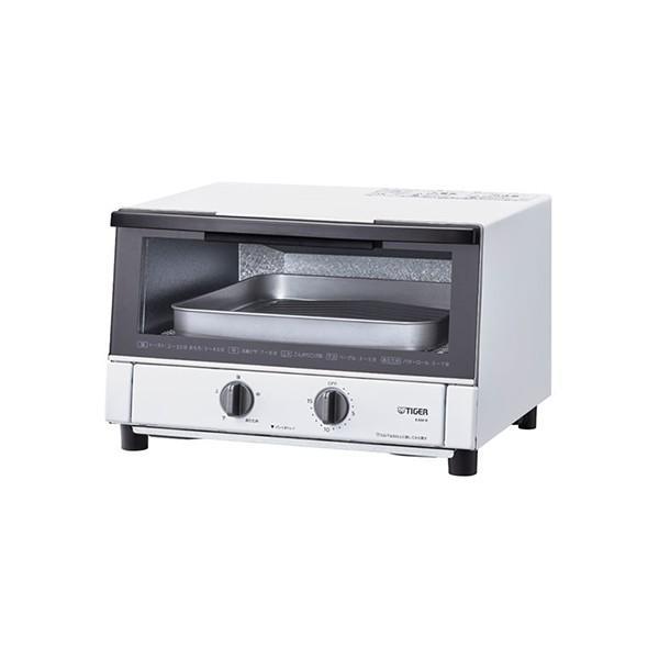 オーブントースター タイガー 人気 KAM-R130WM マットホワイト タイガー魔法瓶 日本産 1人暮らし ワイド 調理 1300W トースター
