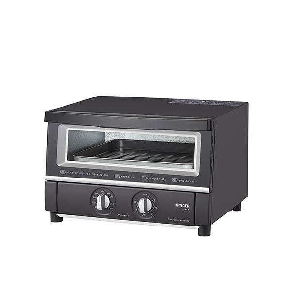 一部予約 オーブントースター タイガー フレンチトースター KAT-B130KM マットブラック パン フレンチトースト トースター 国内送料無料