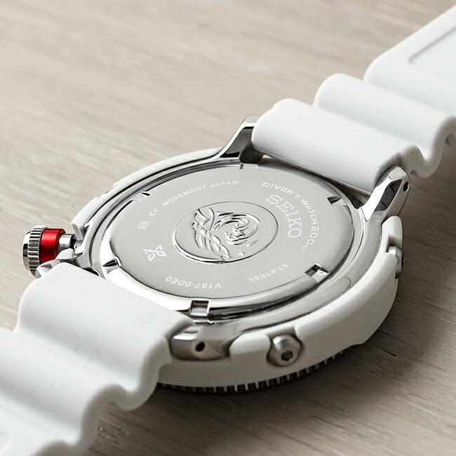 10年保証 日本未発売 SEIKO セイコー プロスペックス ソーラー ダイバー SNE545 腕時計 時計 ブランド メンズ 逆輸入 アナログ ブラック 黒 ホワイト 白 ツナ|timelovers|03