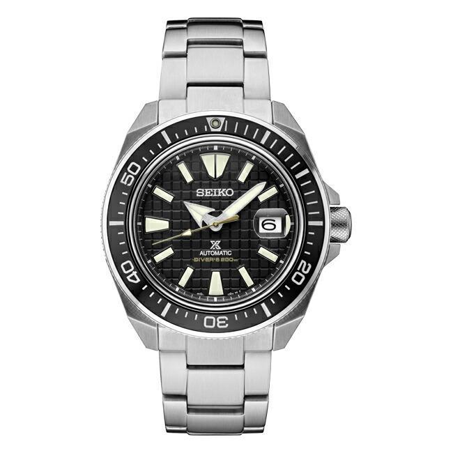 10年保証 日本未発売 SEIKO セイコー プロスペックス オートマチック ダイバー SRPE35 腕時計 時計 ブランド メンズ 逆輸入 アナログ ブラック 黒 シルバー サ|timelovers|05