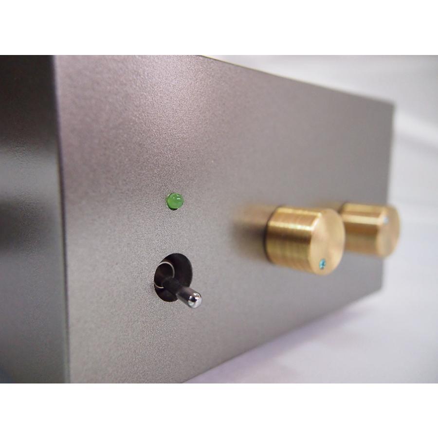 「鼓」直径12cm×高さ1m スピーカーとアンプのセット|tinaaudio|05