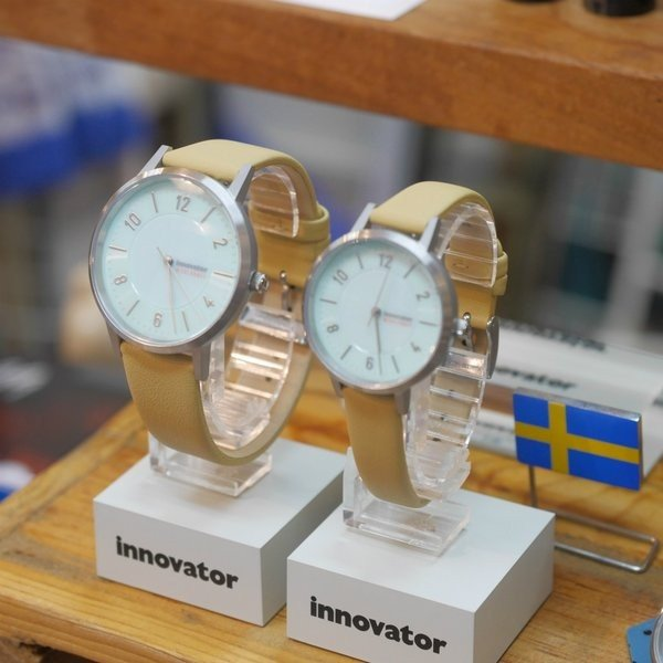 innovator イノベーター 腕時計 ソーラーウォッチSOLKRAFT tiogruppen 11