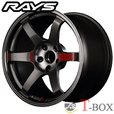 (2021年新商品) (単品1本価格) 18インチ 8.5J 5/114.3 RAYS レイズ VOLK RACING TE37 SAGA SL ボルクレーシング 鍛造1ピースホイール|tire-box