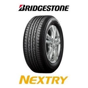 購買 新色追加して再販 2021年製 日本製 ブリヂストン ネクストリー 165 55R15 軽自動車 75V NEXTRY タイヤ1本価格 BRIDGESTONE