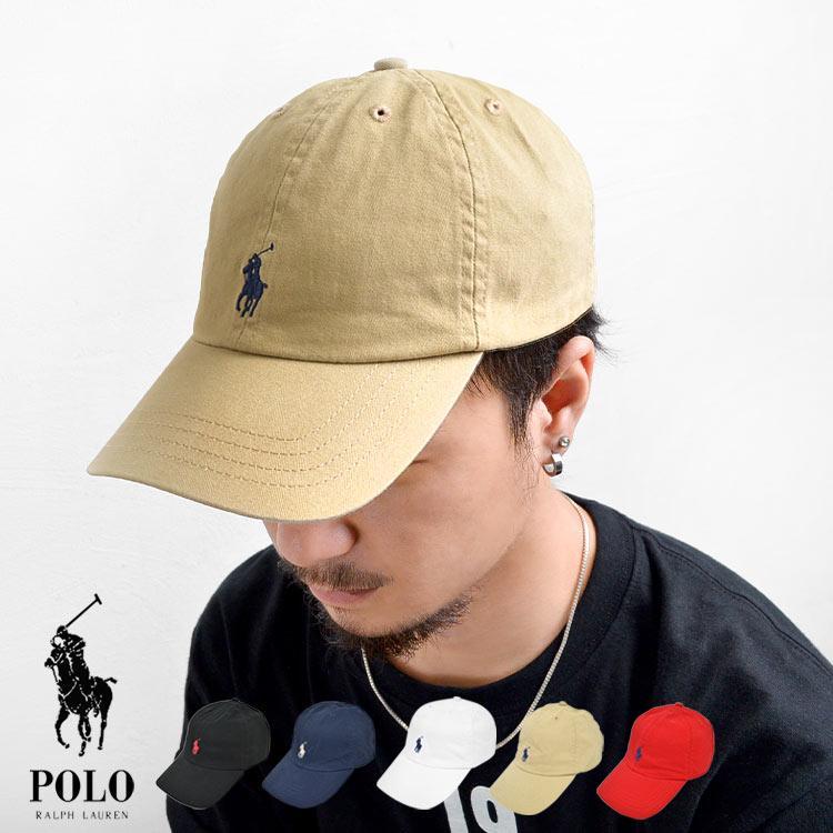 キャップ POLO RALPH LAUREN ポロ ラルフローレン ベースボールキャップ ベースボール 帽子 メンズ レディース ポニー 流行|tis