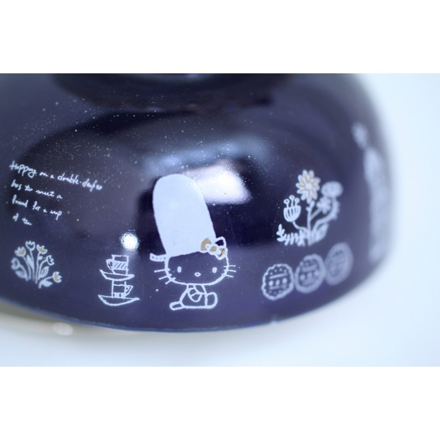 45th  ハローキティ オルゴール イン ロンドン ルリ SR-2411B 【2週間後のお届けとなります】/テーケー名古屋人形製陶株式会社 tklace 06