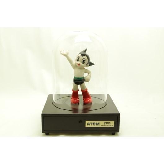 アトムデビュー70周年記念 高級磁器人形   <カラー 限定 1000個> tklace