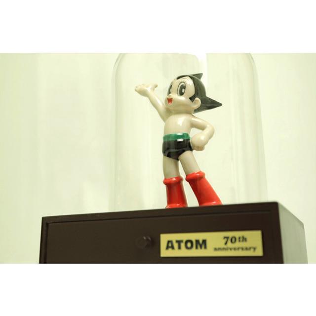 アトムデビュー70周年記念 高級磁器人形   <カラー 限定 1000個> tklace 02