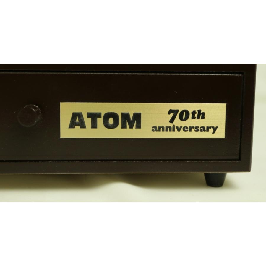 アトムデビュー70周年記念 高級磁器人形   <カラー 限定 1000個> tklace 07