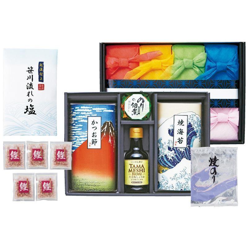 新潟県産こしひかり贅沢リッチギフトセット EK-80 7015-018