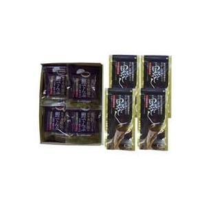 同梱・ 奥田産業 万能黒だし(10包入)×4個、鰹でんぶ(昆布・椎茸入)45g×4袋