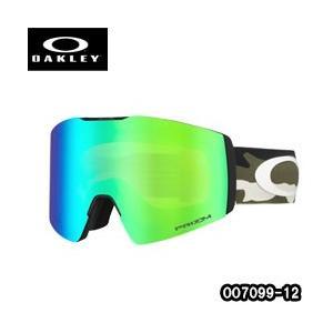 ゴーグル オークリー フォールラインXL OO7099-12 OAKLEY GOGLLE FALL LINE XL グローバルフィット