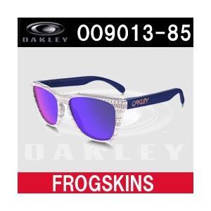 オークリー TEAM USA FROGSKNS フロッグスキン (OO9013-85) USスタンダードフィット サングラス