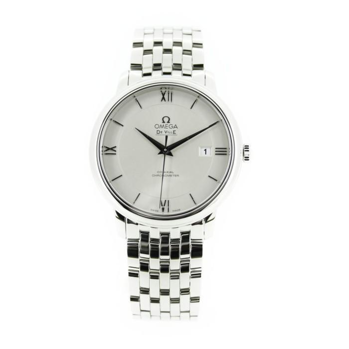 流行に  【送料無料!】オメガ メンズ腕時計 424.10.40.20.02.003 デ・ビル メンズ腕時計 デ・ビル, 靴とファッションのカピターレ:f81d4954 --- airmodconsu.dominiotemporario.com