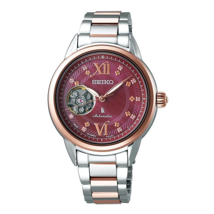 魅力的な 【送料無料!】セイコー ルキア SSVM058 レディース腕時計 ルキア, カミノカワマチ:dd08711d --- chizeng.com