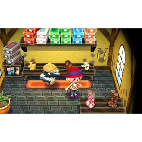 とびだせ どうぶつの森 - 3DS|tlinemarketing|05
