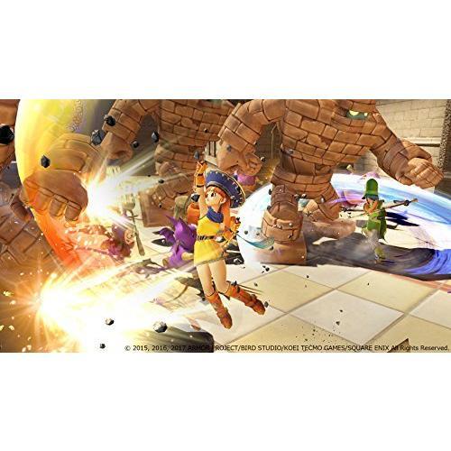 ドラゴンクエストヒーローズI・II for Nintendo Switch tlinemarketing 02