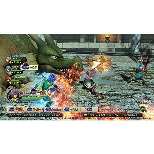 ドラゴンクエストヒーローズI・II for Nintendo Switch tlinemarketing 03