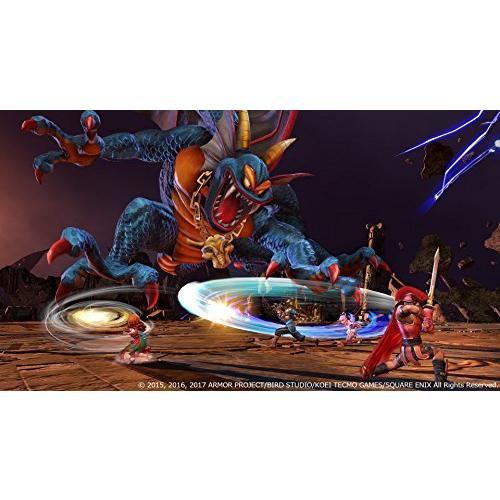 ドラゴンクエストヒーローズI・II for Nintendo Switch tlinemarketing 05
