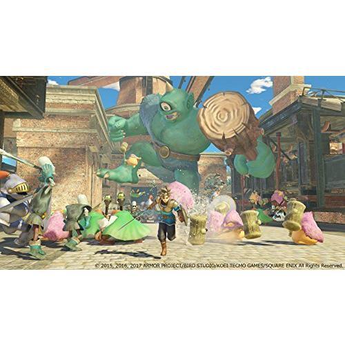 ドラゴンクエストヒーローズI・II for Nintendo Switch tlinemarketing 06