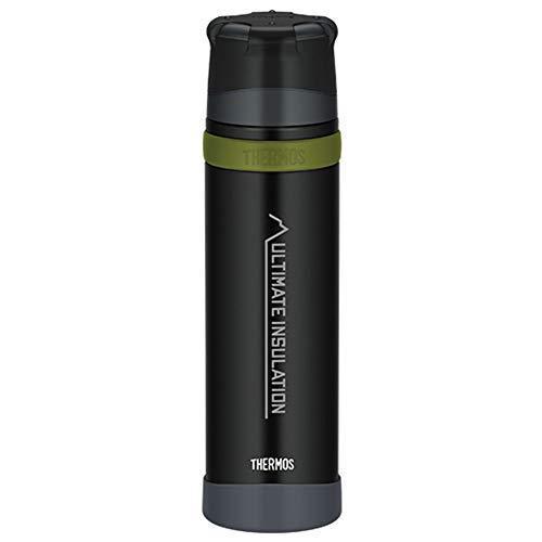 THERMOS(サーモス) 山専用ステンレスボトル900ml FFX-901 (マットブラック(MTBK)) tlinemarketing