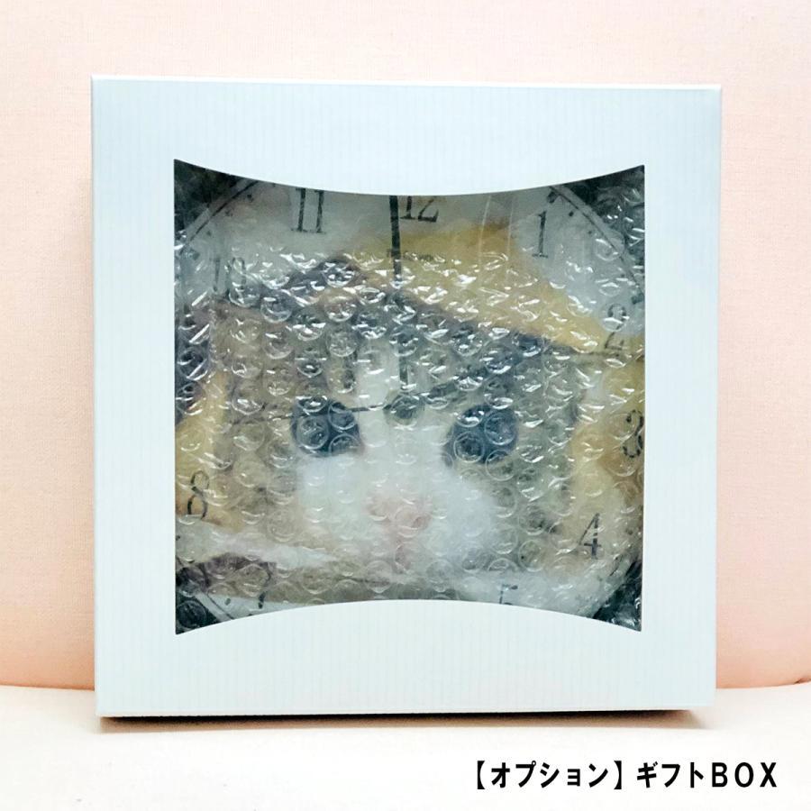 アートフォト壁掛け時計 The Cat who.... 青空ふたり猫 TCw001 (静音 静かな 写真壁時計 Art Photo Cats Clock 子供部屋 リビング とけい 送料無料)|tm1|08