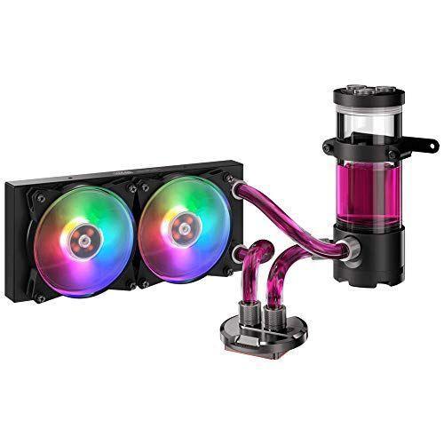 Cooler Master MasterLiquid Maker 240 水冷CPUクーラーキット [Intel/AMD両対応] FN119