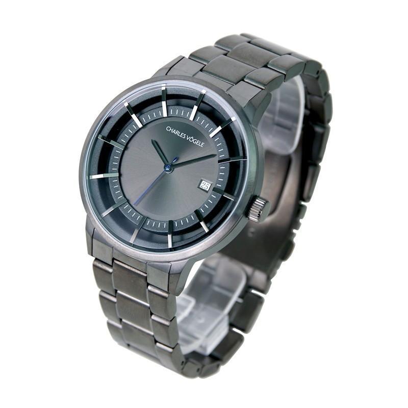 腕時計 Charles Vogele シャルルホーゲル メンズ 公式 V0719.G37 M-2 series (154811) 男性 プレゼント tn-square 02
