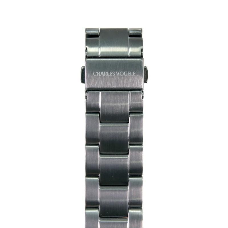腕時計 Charles Vogele シャルルホーゲル メンズ 公式 V0719.G37 M-2 series (154811) 男性 プレゼント tn-square 04