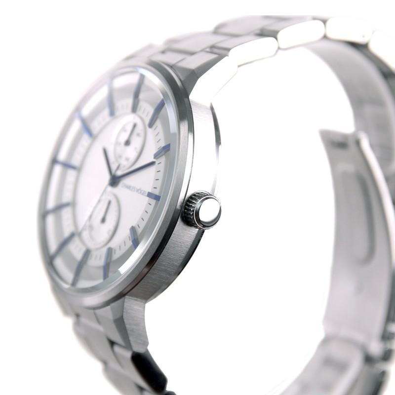 腕時計 Charles Vogele シャルルホーゲル メンズ 公式 V0722.S02 M-5 series (154826) 男性 プレゼント tn-square 03