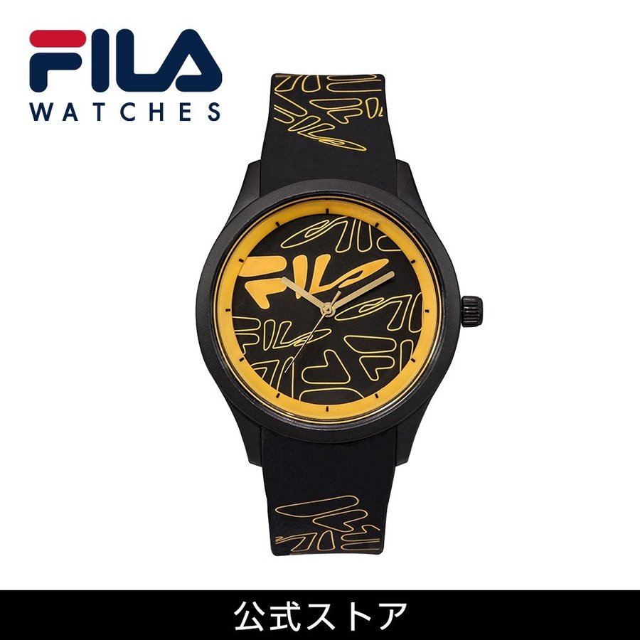 FILA フィラ 腕時計 FILASTYLE フィラスタイル ユニセックス 腕時計 スポーツ 38-129-201 (159101) リンクコーデ プレゼント|tn-square
